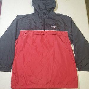 Polo Jeans Co. Light Windbreaker Jacket sz Large